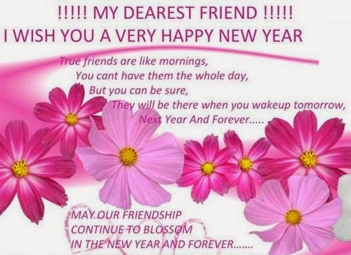 Free Happy New Year Quotes For Friends 2015