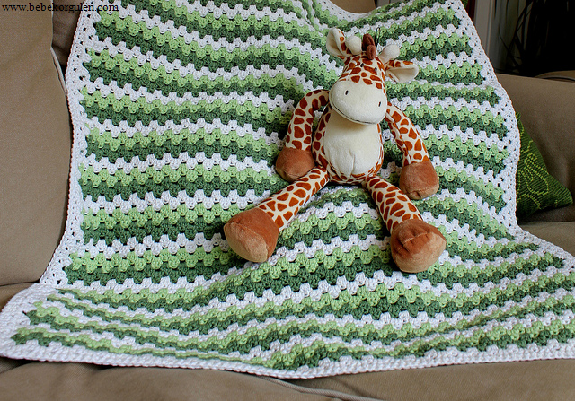 en güzel bebek battaniye modelleri - 17