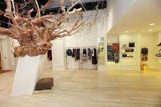 British Designers Collective, Pop Up Store, Bicester Village, Reino Unido