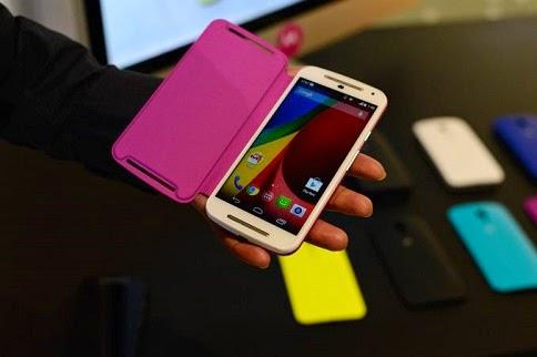 Motorola Moto G New Terbaru Rilis