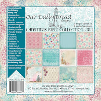 ODBD Christmas Paper Collection 2014