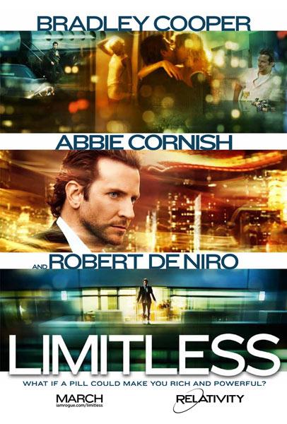 Sin Limite [Limitless] DVDR Menu Full [Español Latino]