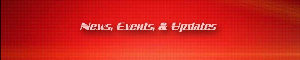 News, Events, & Updates.