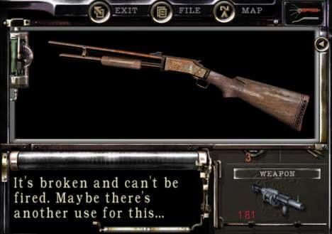 Porcket Hobby - www.pockethobby.com - Play For Hobby - Resident Evil Gun