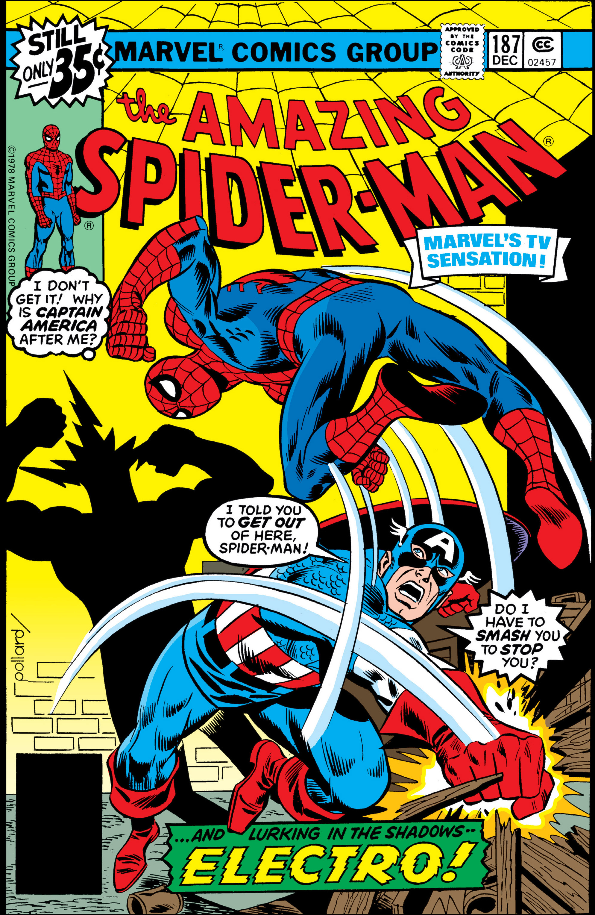 The Amazing Spider-Man (1963) 187 Page 1