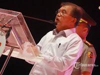 6 Rektor di Makassar Temui JK Dukung Pencabutan Subsidi BBM
