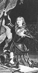 Le cœur de sainte Jeanne d'Arc est resté intact ! Sainte-Jeanne-d-Arc