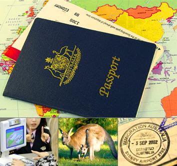 Applying for Australian Visa