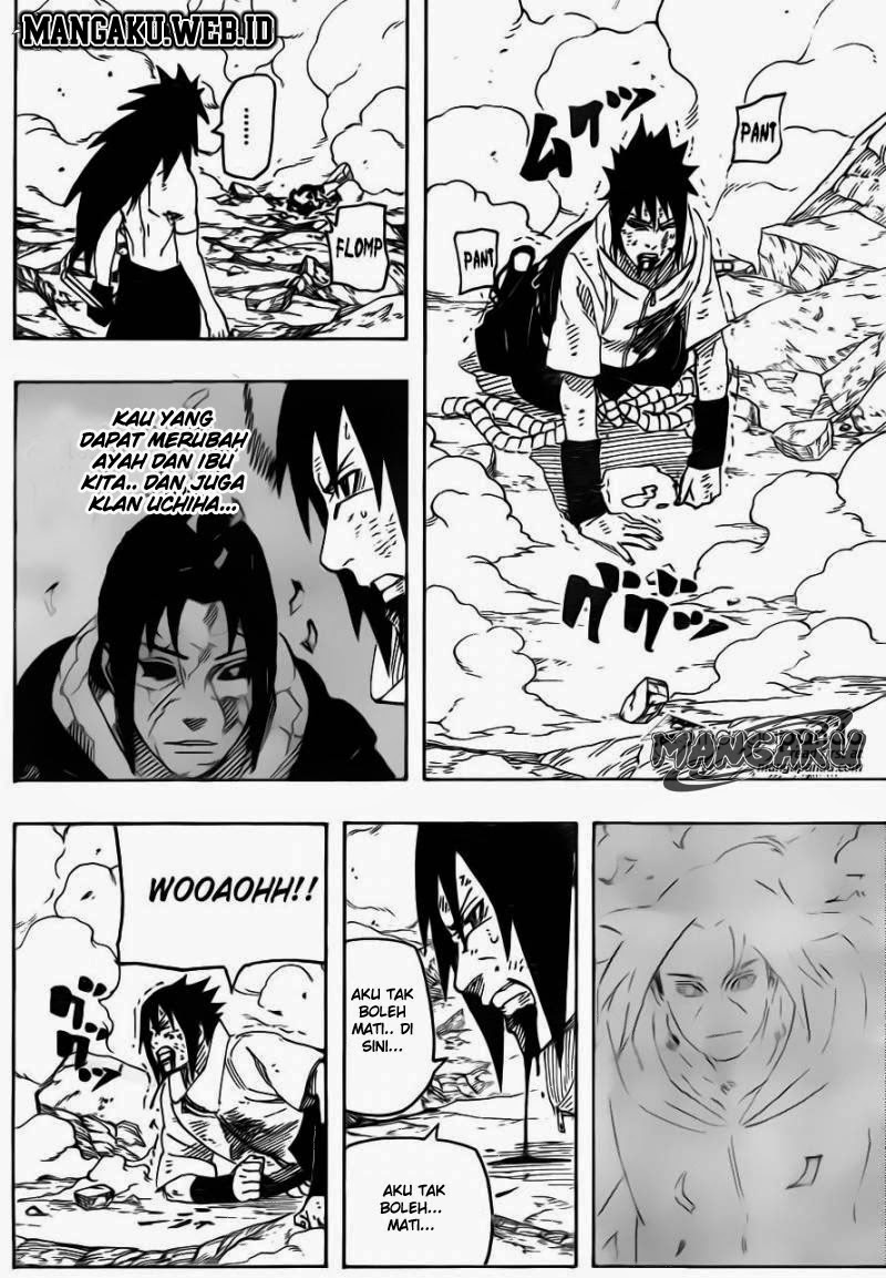 Komik Naruto 662 Bahasa Indonesia halaman 13