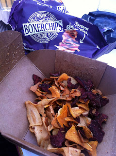 Stitch and Bear - Crisp Fest 2012 - Various Veggies Boxerchips