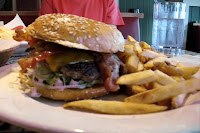 The Chili's Cheeseburger, they do manage to get this one right.