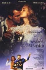 Cuando me enamoro (1988) Melodrama con Jessica Lange