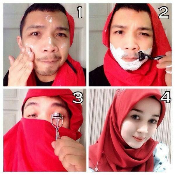 makeup transformation malaysia