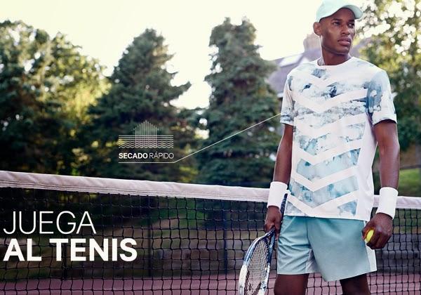 moda deportiva hombre H&M para Tenis