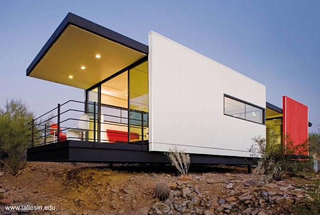 Arquitectura de casas las casas ecol gicas requieren de - Casa prefabricada ecologica ...
