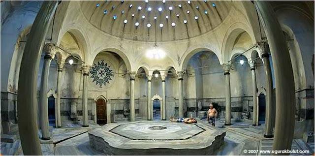 Experiências de Viagens: Banho Turco em Istambul