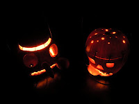 Calabazas de Halloween, enredandonogaraxe