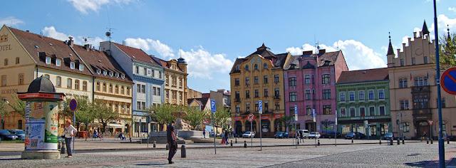Города Чехии. Дечин.