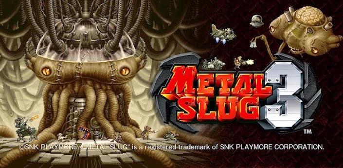 Metal Slug 3 v1.6 [Español] APK+SD Android MEGA