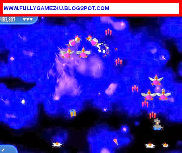 Download Chicken Invaders Collection Games Full Version