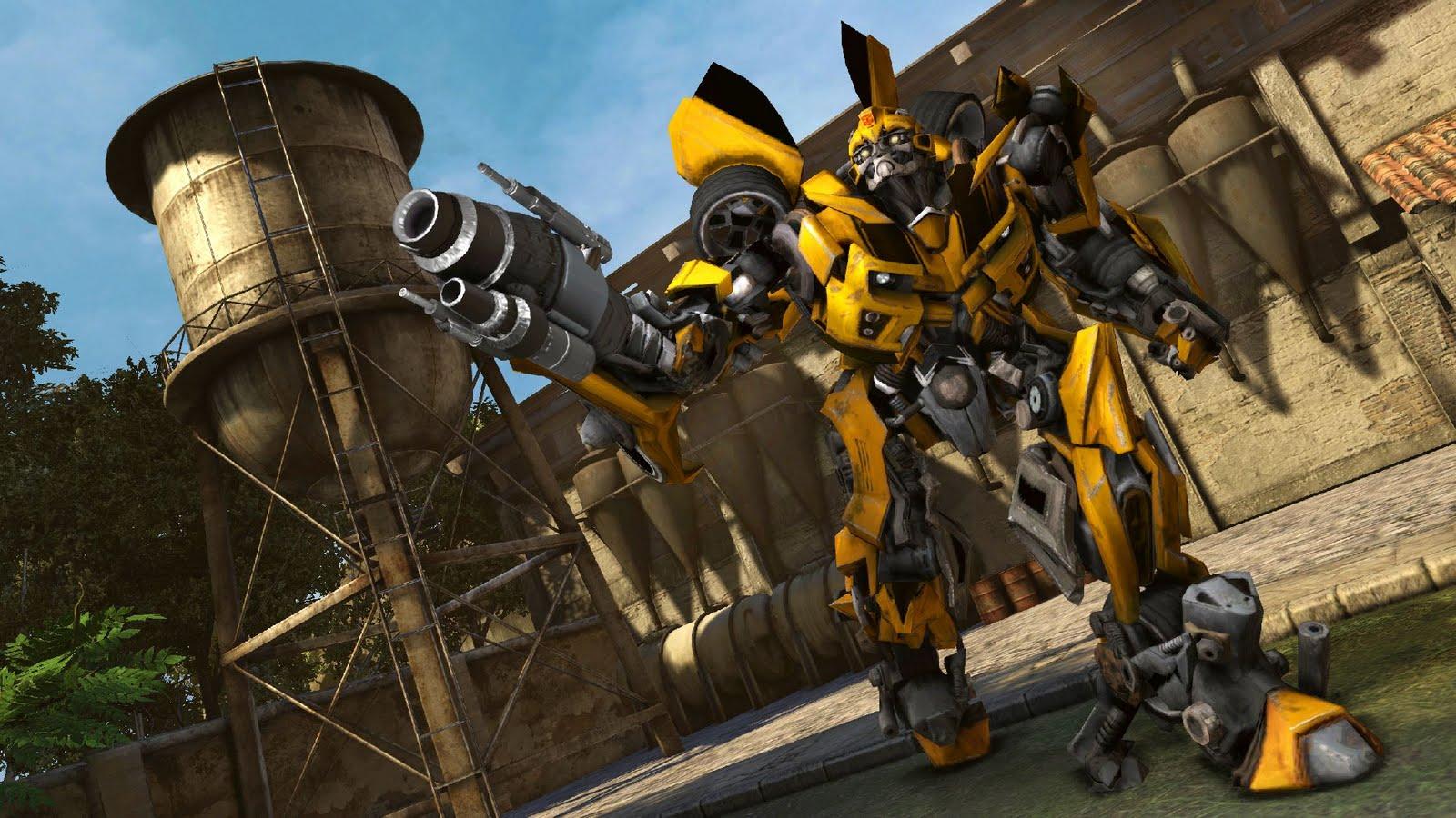 Transformers 3 für PS3 - NEGATIV