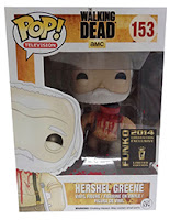 Funko Pop! Hershel Greene Convention Exclusive