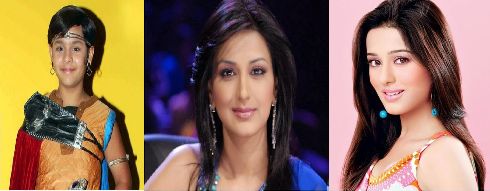 Amrita Rao and Sonali Bendre may Play Negative role in BaalVeer