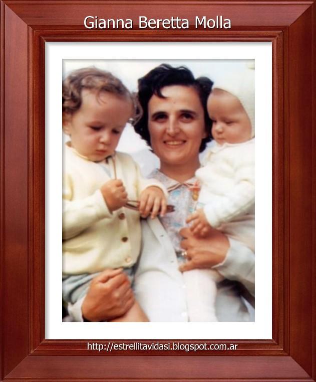 Santa Gianna Beretta Molla 1922-1962