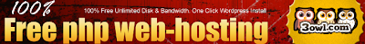 Free PHP Web Hosting