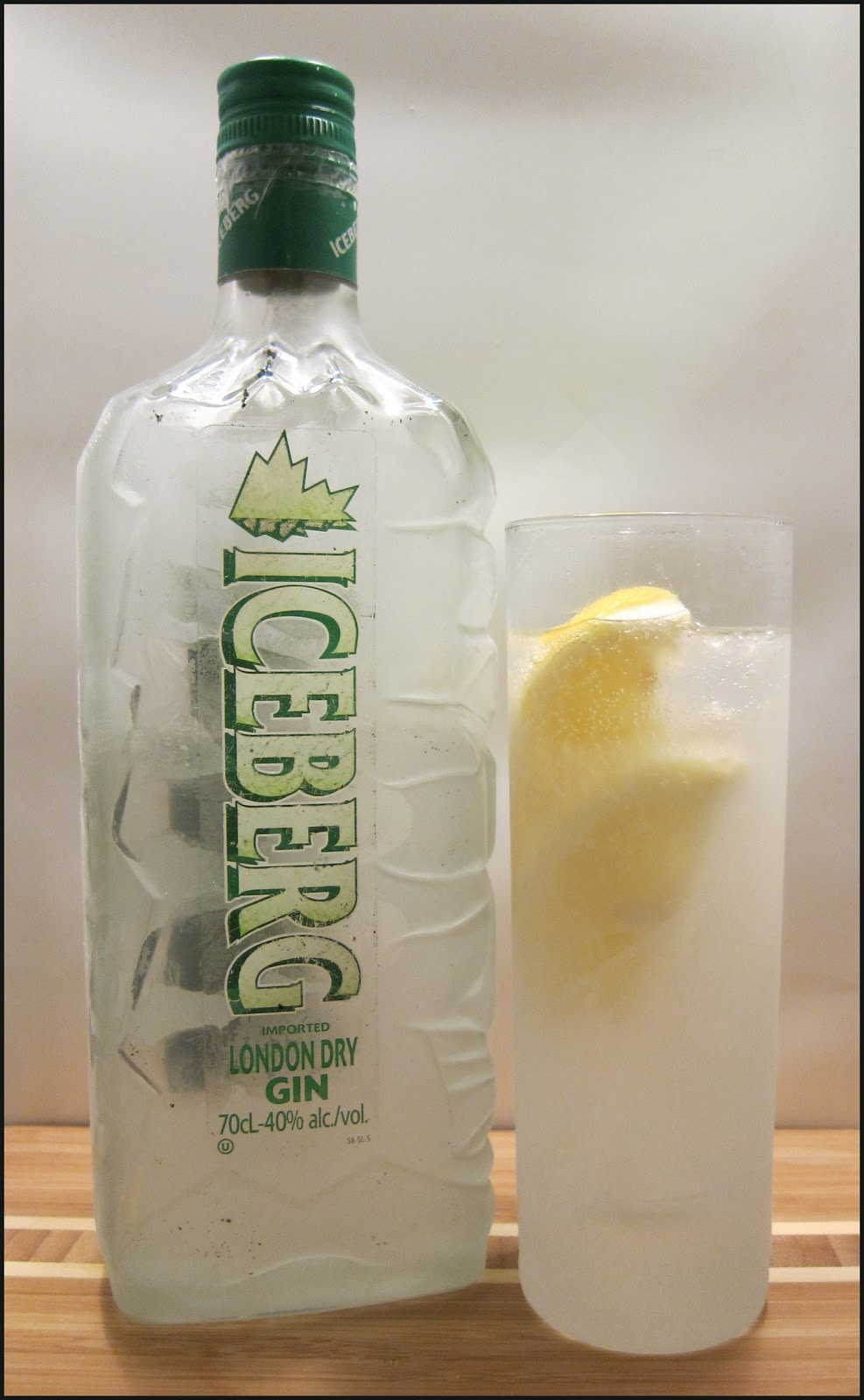 The Institute for Alcoholic Experimentation: Gin & Tonic ...