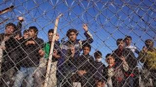 δεν ξεχνώ τα στρατόπεδα συγκέντρωσης στην Ελλάδα