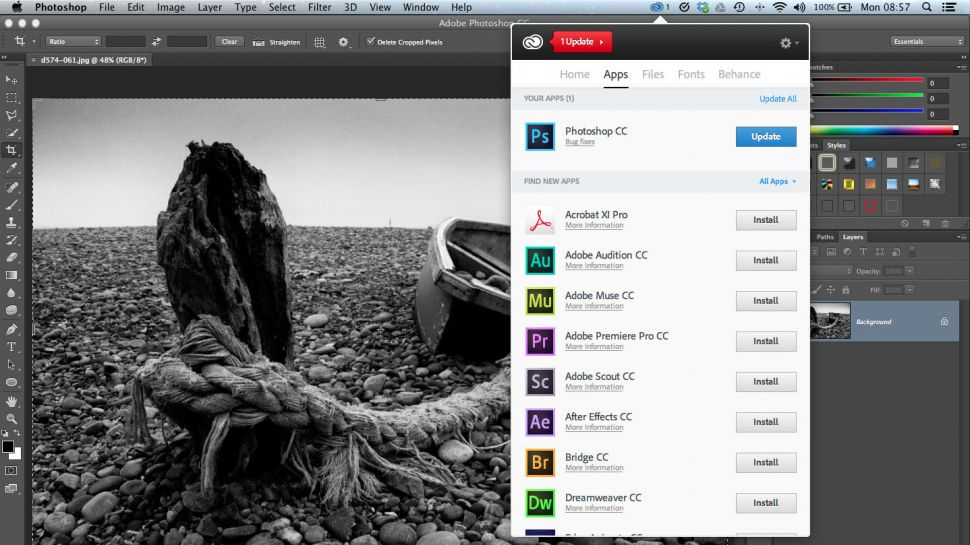 Download Adobe Photoshop Cs3 Yang Ringan