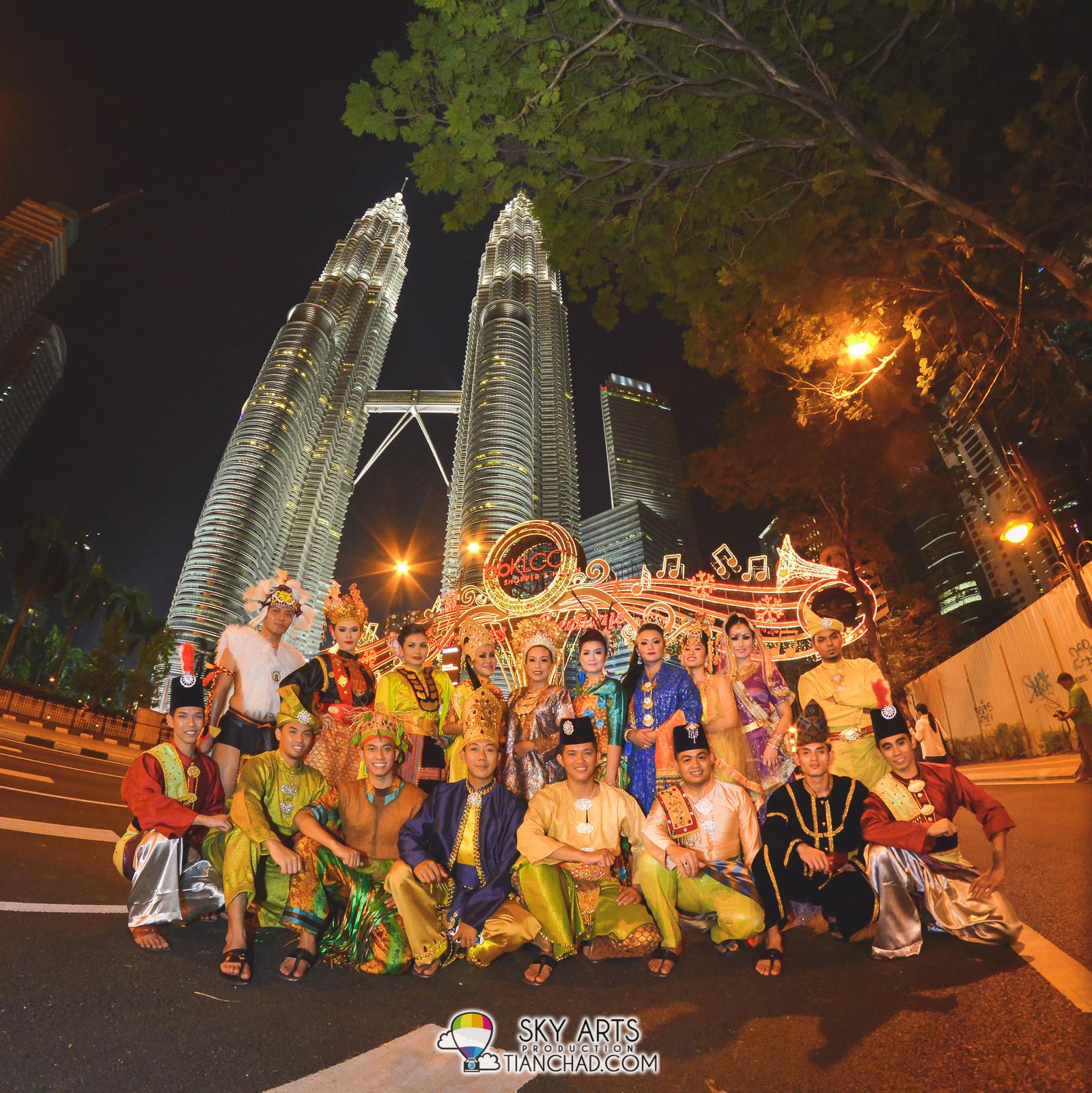 Citrawarna 2014 @ Jalan P. Ramlee Kuala Lumpur