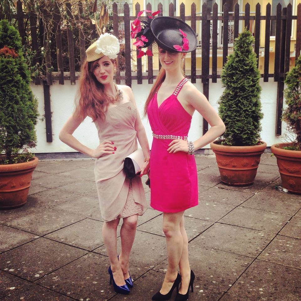 Casserly sisters galway races