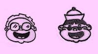 CONTOH GAMBAR-GAMBAR LUCU - BAYI KETAWA - BABY LAUGHING