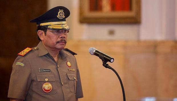 Attorney-General Muhammad Prasetyo