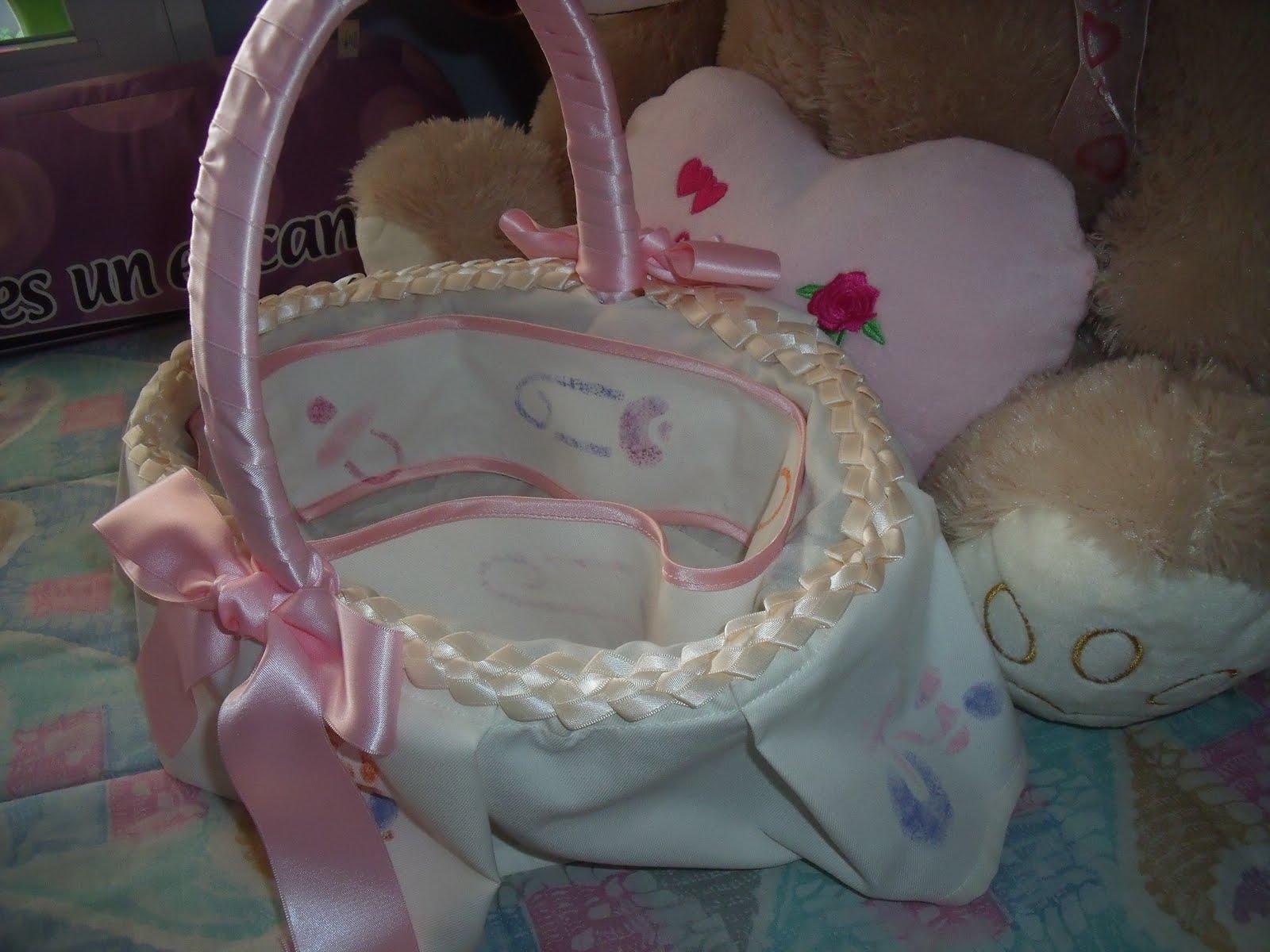 Mi rincon privado: Canastilla para bebé.