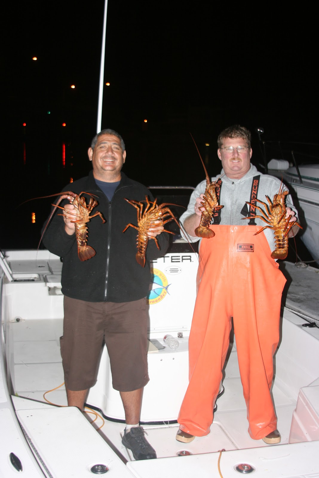 Dan 39 S Journal Another Lobster Charter