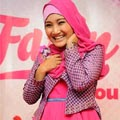 "Photo: Fatin Launching Album Perdana ""For You"""