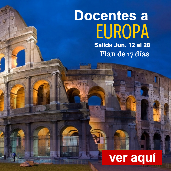 Excursión Europa