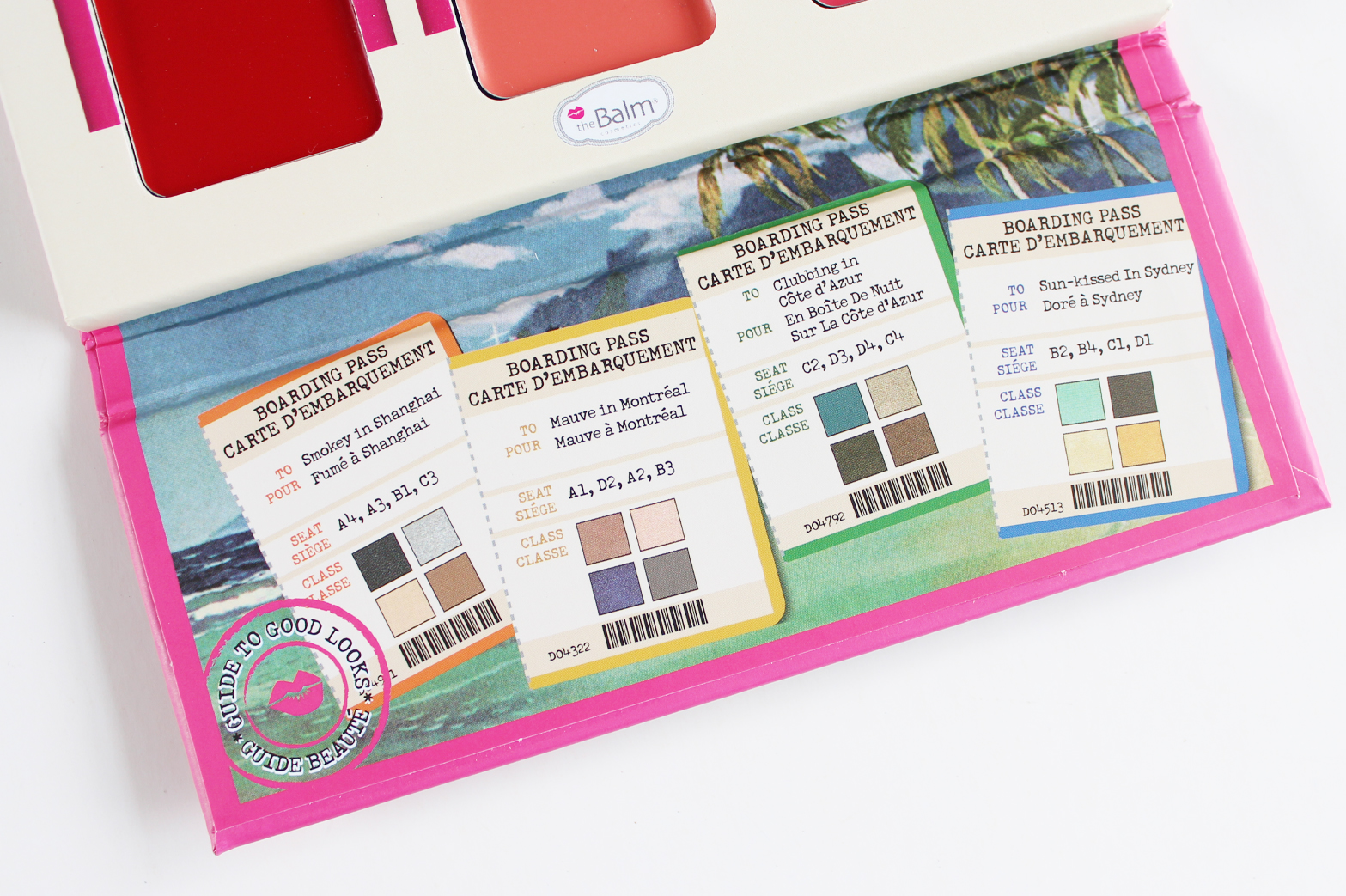 THEBALM | Balm Voyage! Eyeshadow, Lip + Cheek Stain Palette - Review + Swatches - CassandraMyee