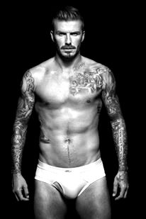 beckham tattoos