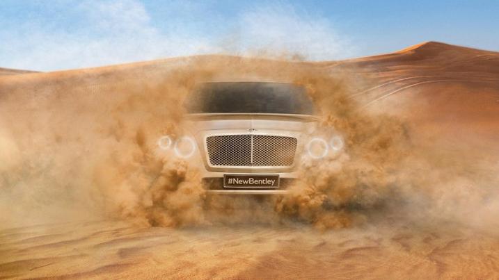 CEO of Bentley Motors menilainya bahwa nama Bentayga memprioritaskan segi kehebatan sebagai mobil SUV baru.