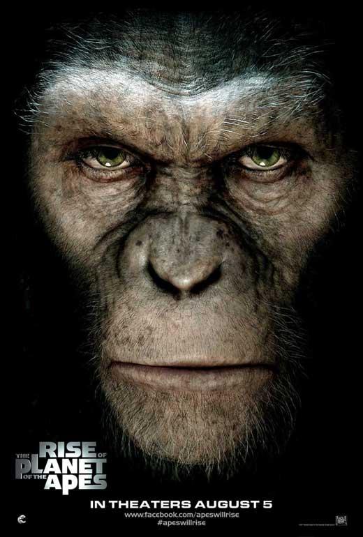 El Planeta de los Simios: Revolución (2011) Online