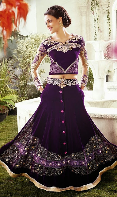 Buy Online Fashion Net Lehenga Choli