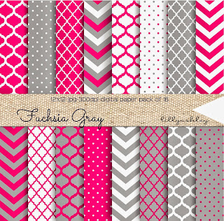 free digital scrapbook backgrounds printables chevron quatrefoil