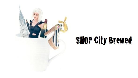 SHOP City Brewed