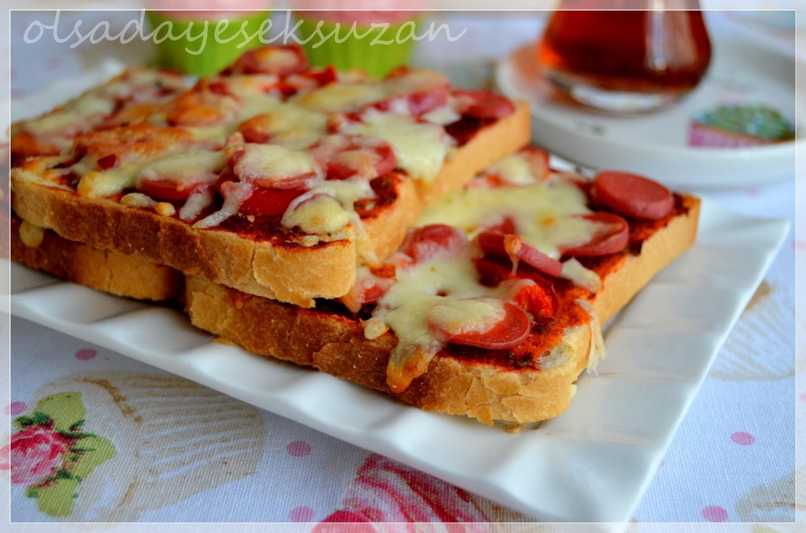 Pizza Ekmekler