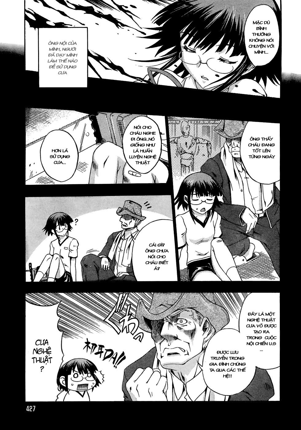 Saitama Chainsaw Shoujo: Chapter 4