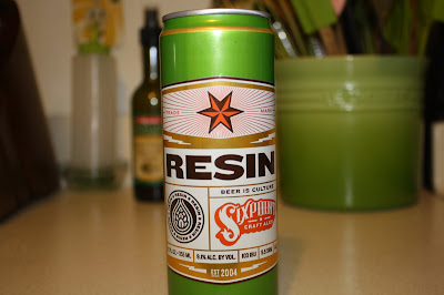 12 oz  can of Sixpoint Resin